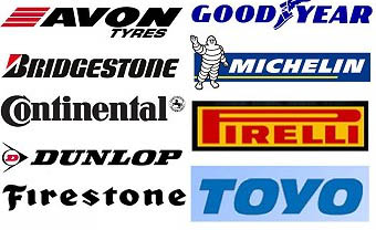 tyre manufacturers we supply